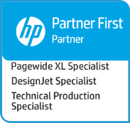 HP Partner First, Pagewide XL Specialist, DesignJet Specialist, Technical Production Specialist