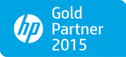 HP Gold Partner 2015