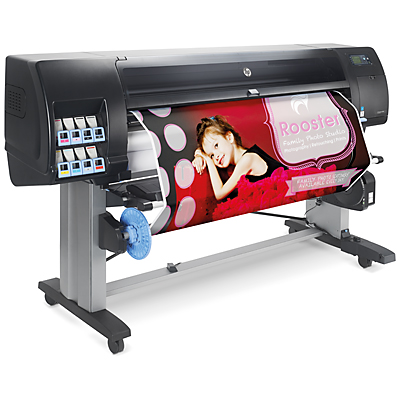 HP Designjet Z6810 60in Photo Production Printer