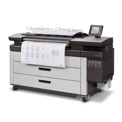 HP PageWide XL 4000 40-in Printer