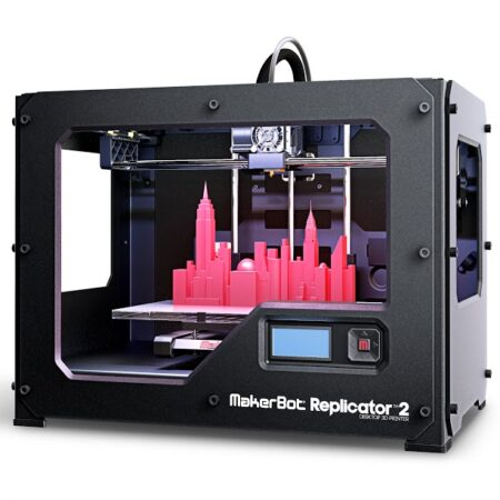 MakerBot Replicator 2 Desktop 3D Printer
