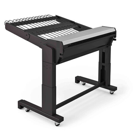 HP PageWide XL_High_Capacity_Stacker_Left