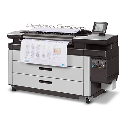 HP PageWide XL 5100 40-in Multifunction Printer