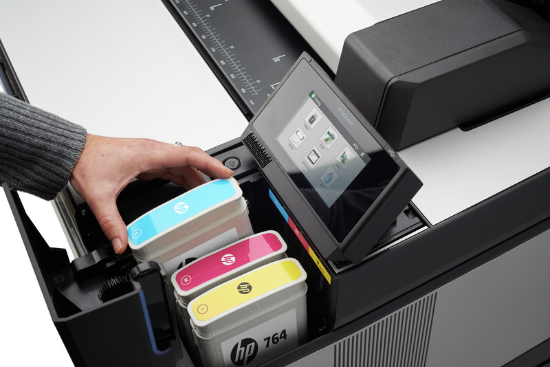 Hp DesignJet T3500 Ink Cartridges